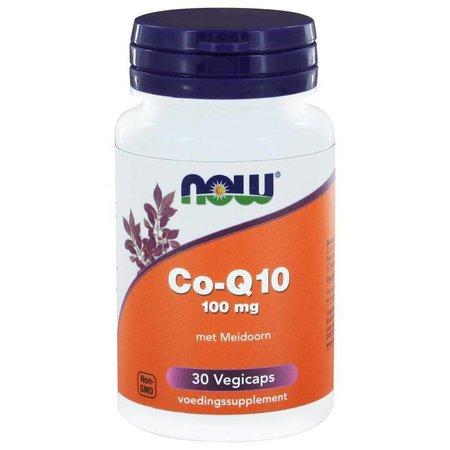 NOW Co Q10 100 mg met meidoorn
