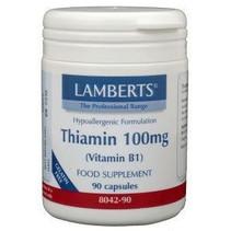 Vitamine B1 100 mg (thiamine)