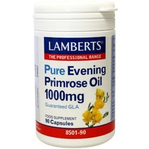 Teunisbloemolie 1000 mg (pure evening primrose)