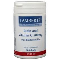 Rutine C & bioflavonoiden