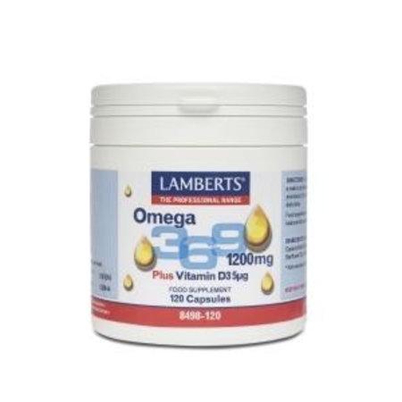 Lamberts Visolie Omega 3 6 9