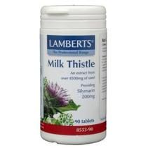 Mariadistel (200 mg silymarin, milk thistle)