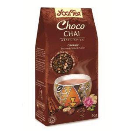 Yogi Tea Choco chai (los)