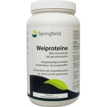 Wei proteine 80% concentrate