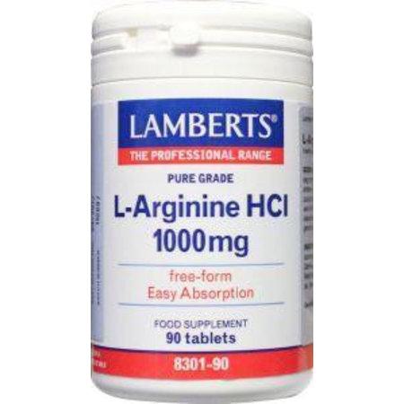 Lamberts L-Arginine 1000 mg