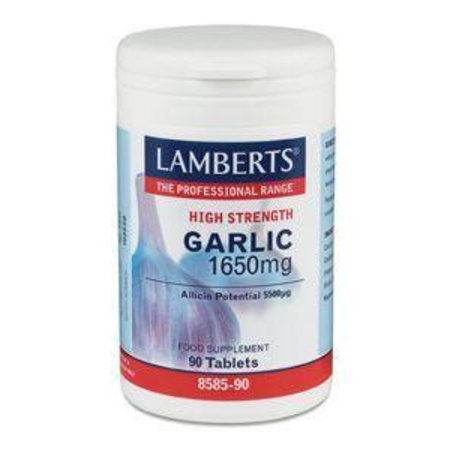 Lamberts Knoflook (garlic) 1650 mg