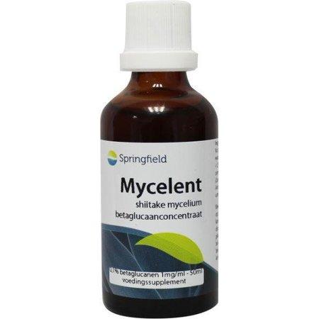 Springfield Mycelent Betaglucaan Concentraat