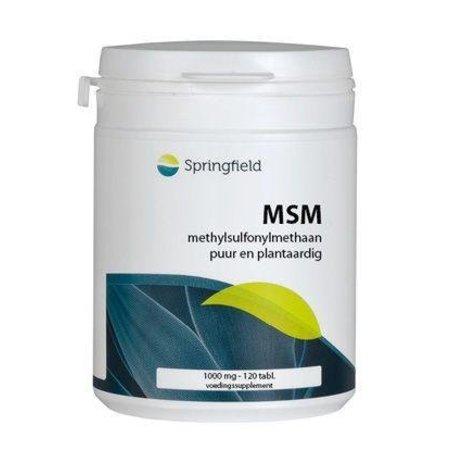 Springfield MSM 1000 mg