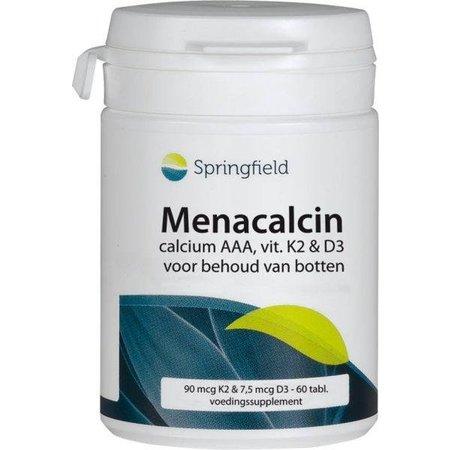 Springfield Menacalcin vitamine K2