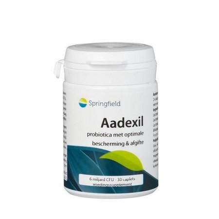 Springfield Aadexil probiotica 6 miljard