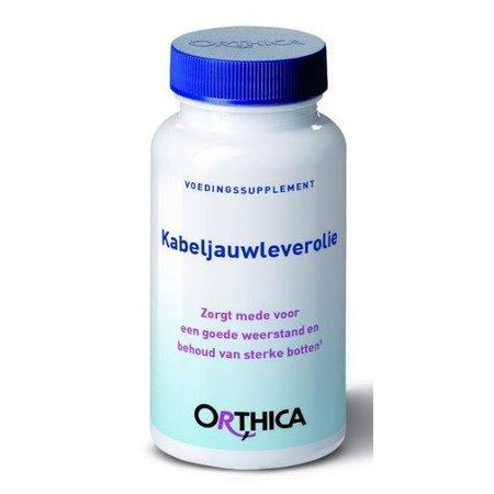Orthica Kabeljauwleverolie