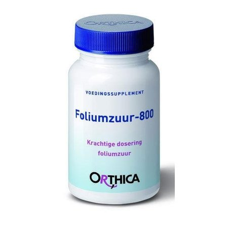 Orthica Foliumzuur 800