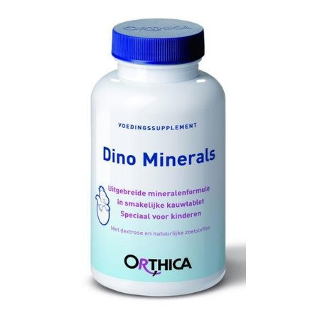 Orthica Dino minerals