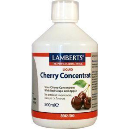 Lamberts Kersen concentraat (cherry concentrate)