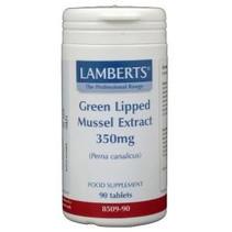 Groenlipmossel extract 350 mg