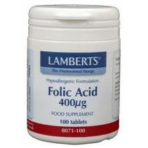 Vitamine B11 400 mcg (foliumzuur)
