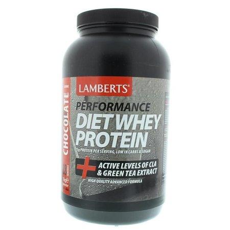 Lamberts Dieet shake whey proteine chocolade