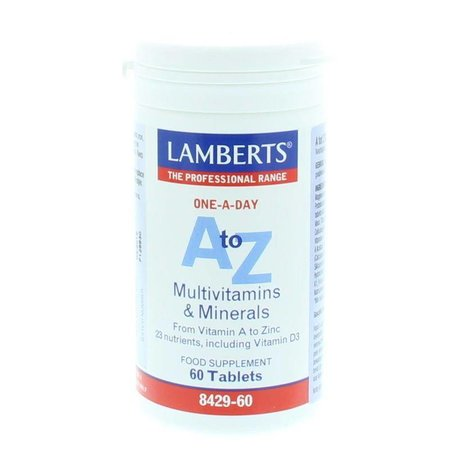 Lamberts A-Z Multi