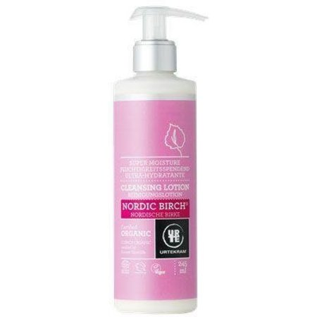 Urtekram Cleansing lotion nordic birch