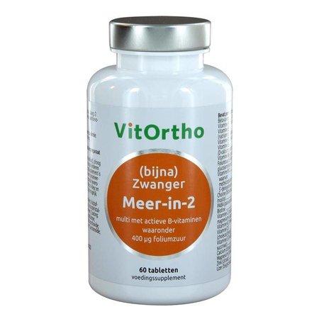 Vitortho Meer-in-2 zwanger