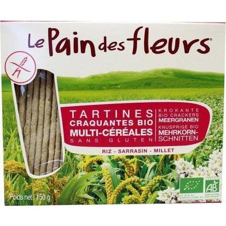 Pain Des Fleurs Meergranen crackers