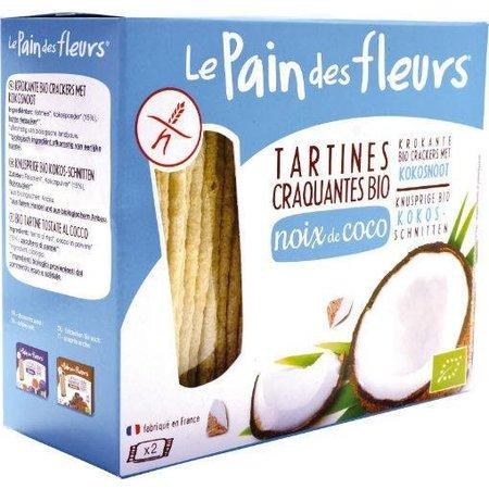 Pain Des Fleurs Coconut crackers