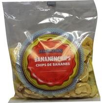 Bananen chips eko