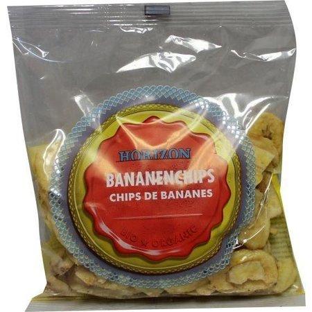Horizon Bananen chips eko