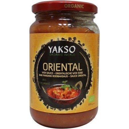 Yakso Oriental wok sauce