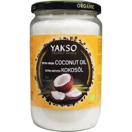 Yakso Kokosolie extra vierge