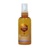 Body oil lavendel & sinaas