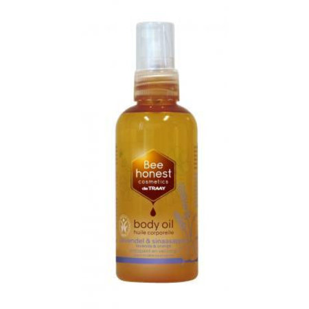 Traay Bee Honest Body oil lavendel & sinaas