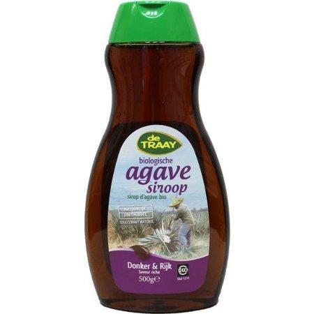 Traay Agavesiroop donker & rijk bio