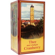 Terschelling cranberry thee