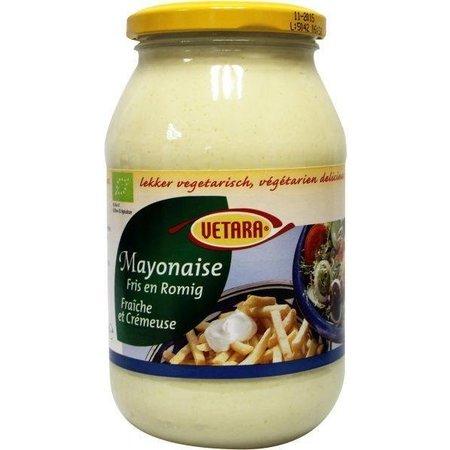 Vetara Mayonaise fris & romig bio