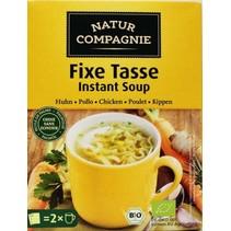 Instant soup kip