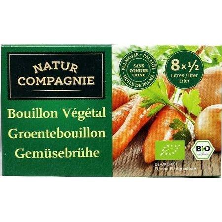 Natur Compagnie Groentebouillonblokjes met zout