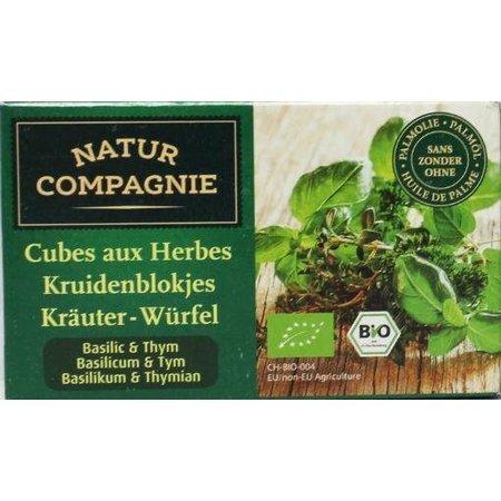 Natur Compagnie Basilicum & thijm