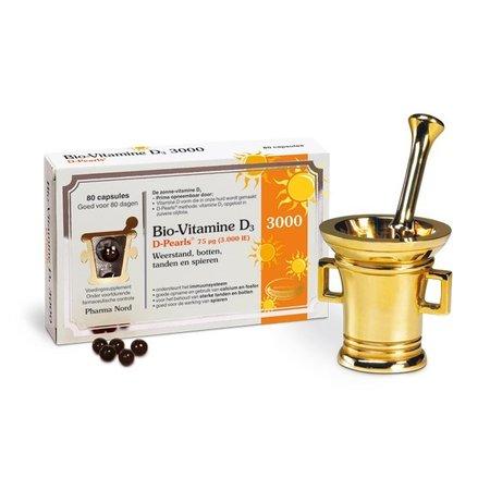 Pharma Nord Bio-Vitamine D3 3000IE D pearls