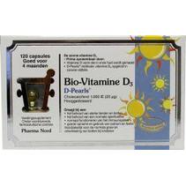 Bio vitamine D3 25 mcg 1000IE