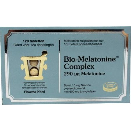 Pharma Nord Bio melatonine complex 0.3 mg