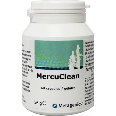 Metagenics Mercuclean