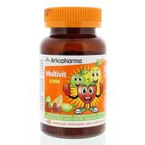 Azinc multi vitamine fruitgum