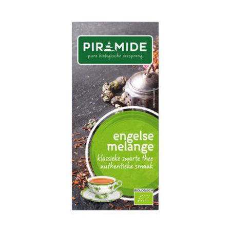 Piramide Engelse melange thee eko