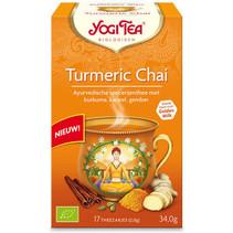Curcuma / turmeric chai tea bio