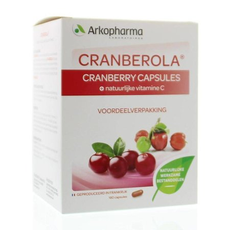 Arkopharma Cranberry & vitamine C