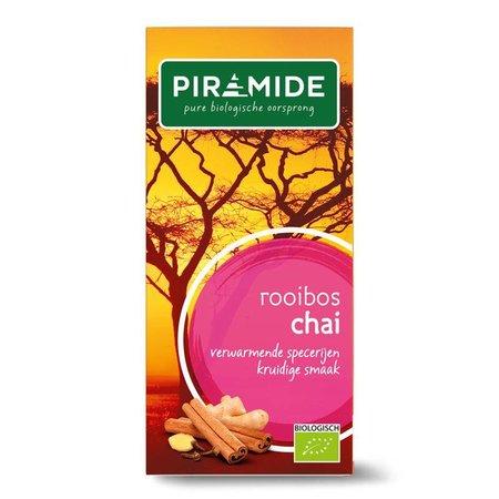 Piramide Chai rooibos thee bio