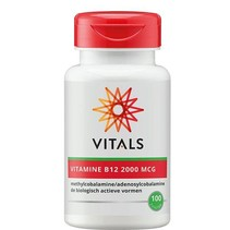 Vitamine B12 2000 mcg