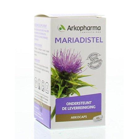 Arkocaps Mariadistel