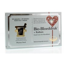 Bio bloeddruk & kalium tabletten en capsules